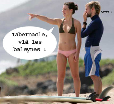 CALICE DE BALEYNES !