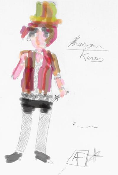 Akazan par Arno