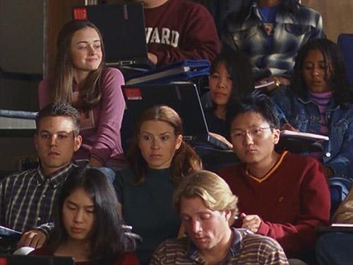 Hiro à Harvard